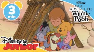 house at pooh corner the mini adventures of winnie the pooh house at pooh corner song