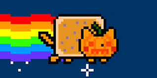 halloween cat meme the morning gif halloween nyan cat the daily dot