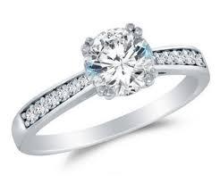 Cubic Zirconia Wedding Rings by Cubic Zirconia Engagement Rings Dream Wedding Ideas