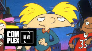 is this hey arnold x or just a mistake