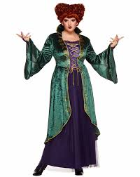 spirit of halloween costumes hocus pocus