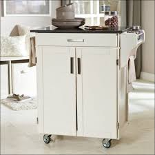 kitchen rolling kitchen cart portable island with stools square