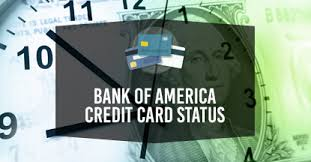 Bank Of America Business Card Services 2 Quick Ways Check Your U201cbank Of America U201d Credit Card Status