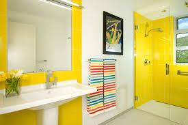 Bathroom Design Denver Stylish Design 9 Bathroom Designs In Yellow Tile Edge Trim Modern