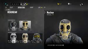 vintage siege rainbow six siege dust line gear for every operator