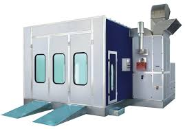 spray paint booth battle axe spray painting room from zhongshan hairuida auto