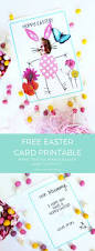 easter crafts for kids templates site about children
