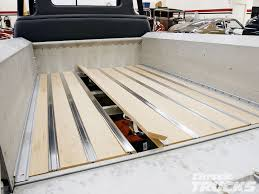 wooden truck bed woodwork wood truck bed plans pdf plans