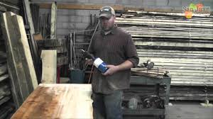 How To Refinish Kitchen Cabinets Without Sanding How To Strip A Poly Finish Youtube