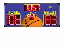 large custom game room scoreboard funtronix