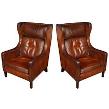 Restoration Hardware Leather Chair Leather Wingback Chair Restoration Hardware Leather Chair Leather