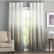 Lined Cotton Curtains 100 Cotton Curtains U0026 Drapes You U0027ll Love Wayfair