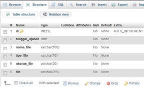 cara membuat form upload file dengan php membuat form upload download search dengan bootstrap haodaci