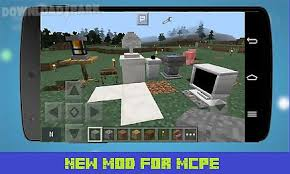 minecraft pe free apk furniture mod for minecraft pe android free in apk