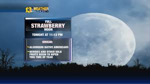 what is a strawberry moon strawberry moon