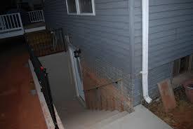Steel Basement Doors by Tips For Construction Basement Egress Door Jeffsbakery Basement