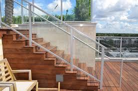 best glass deck railing u2014 new decoration glass deck railing