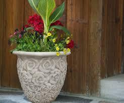wonderful patio planters inspirations u2014 the homy design