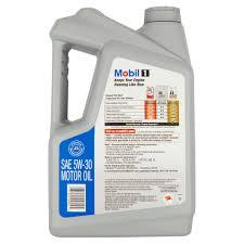 Oil Change Winter Garden Mobil 1 5w 30 Full Synthetic Motor Oil 5 Qt Walmart Com