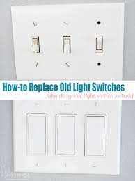 how to replace old light switches love pomegranate house