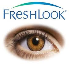 buy freshlook colorblends honey colored contacts eyecandys