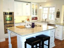 small kitchen remodel with island island table for small kitchen snaphaven