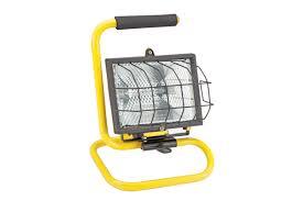 420 lumen led work light portable halogen shop light