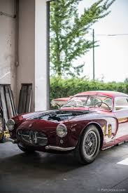 classic maserati for sale painstaking final preparations on classic maserati for villa d