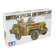jeep model kit tamiya special air service jeep model kit 1 35 hobbycraft