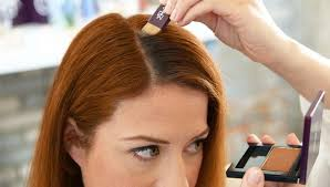 how to instantly cover roots and gray hair with root touch up