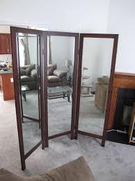 Tri Fold Bathroom Wall Mirror by Interior Tri Fold Bathroom Vanity Mirrors Trifold Mirror