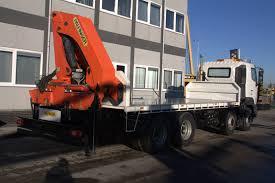 hino 700fy crane 2008 truck general delta machinery netherlands