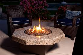 Outdoor Gas Fire Pit Fire Pits Fire Tables Information And Reviews