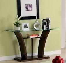Modern Entryway Table Contemporary Entryway Table Amazon Com