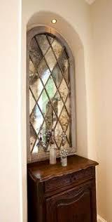 Ideas Design For Arched Window Mirror Pinterest