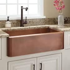 farmhouse sink with backsplash 30 raina copper farmhouse sink copper farmhouse sinks sinks and 30th