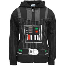 darth vader youth full zip hoodie baltimore sun store