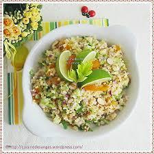 comment cuisiner le celeri cuisine comment cuisiner le celeri unique salade de boulgour au