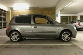 1999 renault clio ii 1 6 16v related infomation specifications
