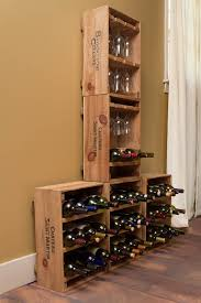 wine crate 12 wine glass holder napa east