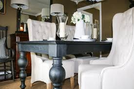 midwestern project reveal the dining room diamonds or pearls