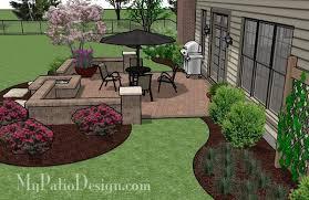 Simple Backyard Ideas Simple Backyard Patio Designs Home Interior Decorating
