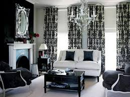 excellent black and white chairs living room bedroom ideas