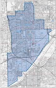 Illinois Zip Code Map by About Lths District Map