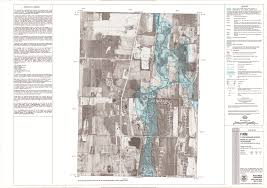 Watertown Wisconsin Map by Flood Insurance Rate Maps