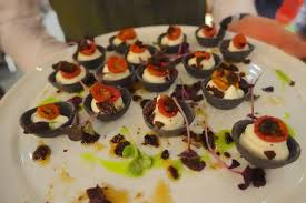 m canapes drinks canapes and a hint of marketing invited lip s temptations