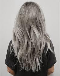 silver blonde haircolor curly hair extensions vpfashion