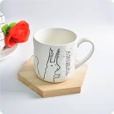 online get cheap handmade ceramic animal mugs aliexpress com