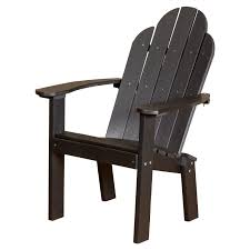 Classic Chair Polywood Long Island Recycled Plastic Adirondack Chair Hayneedle