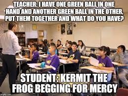 Classroom Memes - classroom meme generator imgflip